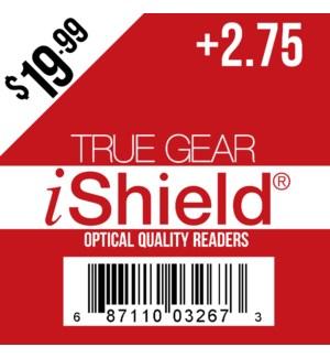 $19.99 Reader +2.75 iShield