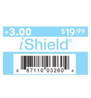 $19.99 Reader +3.00 iShield