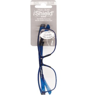iShield Reading Glasses Clear (No Dioptor)