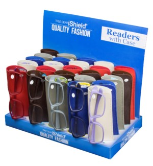 iShield $9.99 Reader with Case - Ramsay