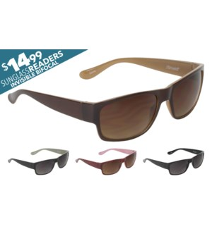 iShield $14.99 Sunglass Bifocals - Riley