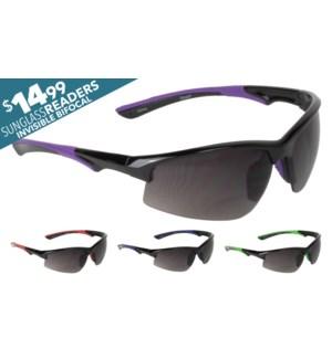 iShield $14.99 Sunglass Bifocals - Kaden
