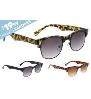 iShield $19.99 Sunglass No Line Bifocals - Monroe