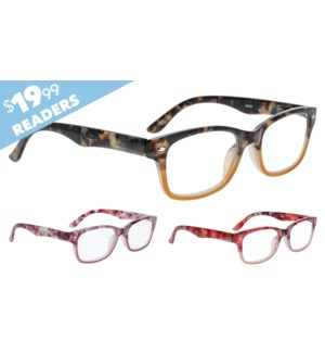 iShield $19.99 Reader - Wilde Assorted Diopters