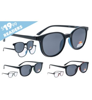 iShield $19.99 Reader - Sappho Assorted Diopters