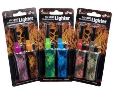 2 Pack Prym1 Mini BBQ Lighter Blister (12/288)
