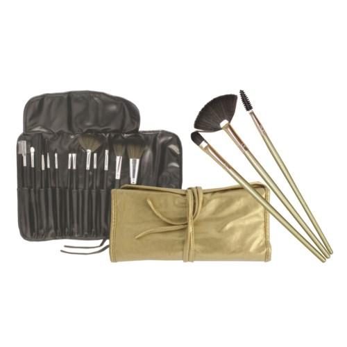 12 pc Cosmetic Brush Set