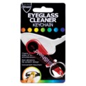 Eyeglass Cleaner Keychain