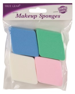 Diamond Shaped  Makeup Sponges