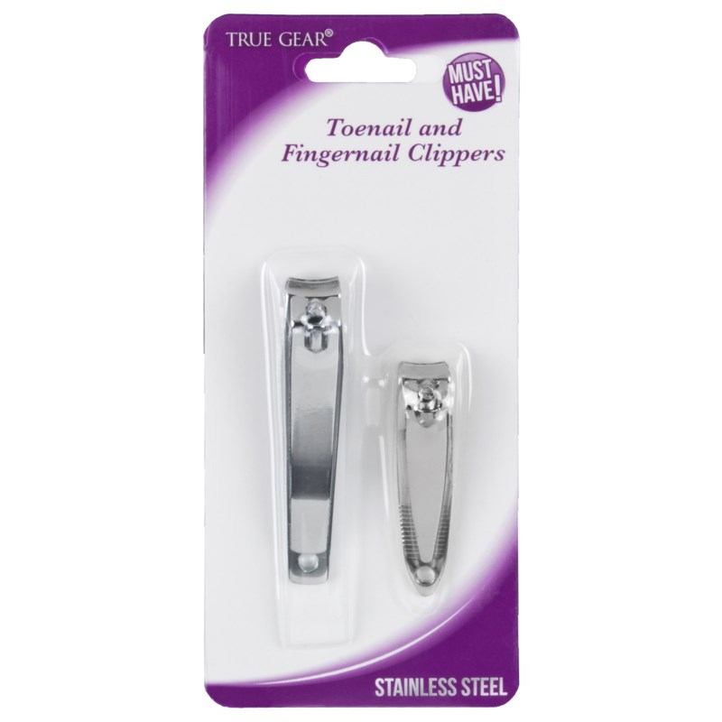 Toenail and Fingernail Clippers