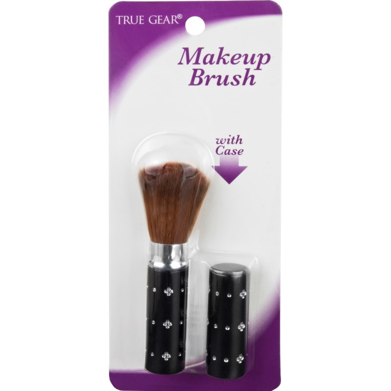 Makeup Brush in a Case