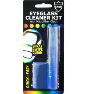 Eyeglass Cleaner Kit