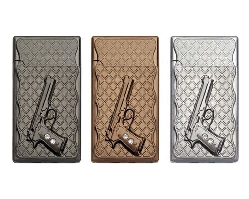 Metal Gun Lighter