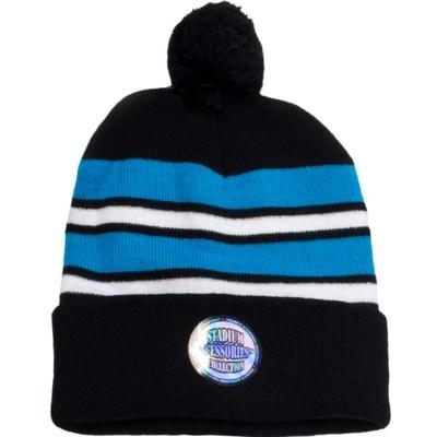 Pom Beanie Blue/White/Black - Stadium Series
