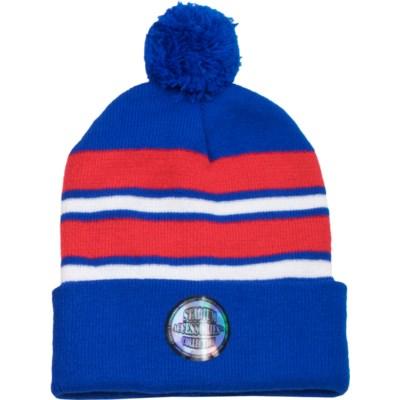 Pom Beanie Blue/Red/White - Stadium Series