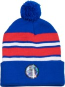 Pom Beanie Blue/Red/White - Stadium Series