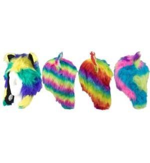 Multicolored Animal Hat - Hin