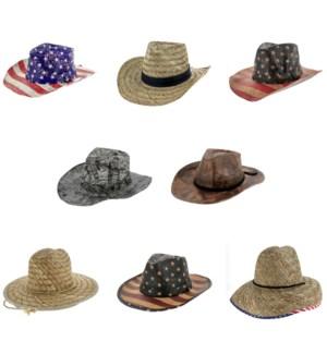USA Cowboy Hats