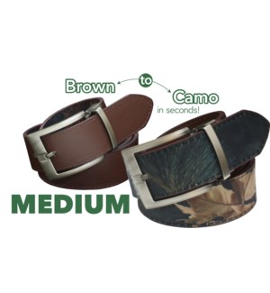Camo Belt Medium