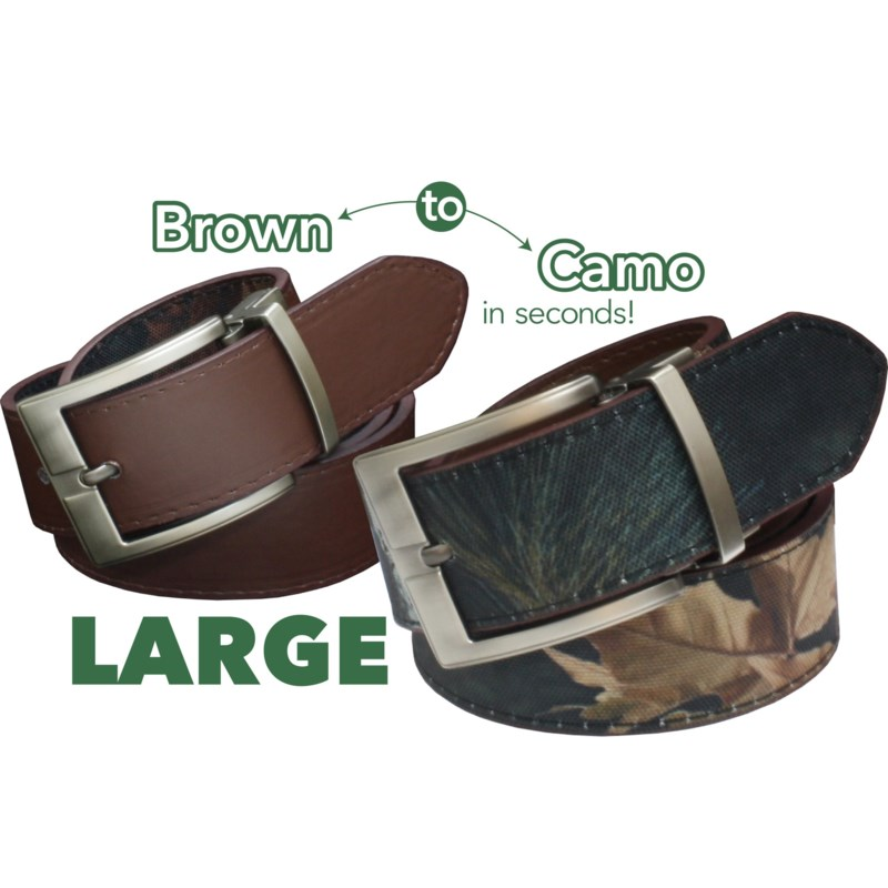 Camo Belt Large