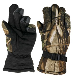 Camo Winter Gloves