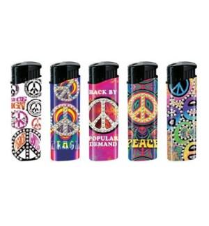 Gem Peace Electronic Lighter