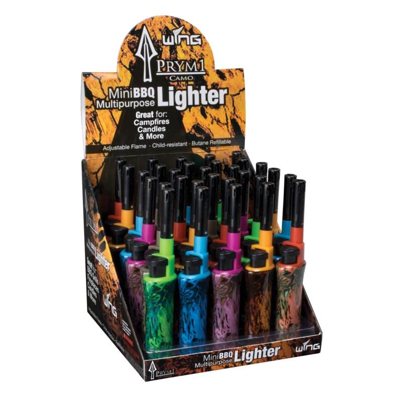 Prym1 MINI BBQ Lighters in PDQ (30/600)