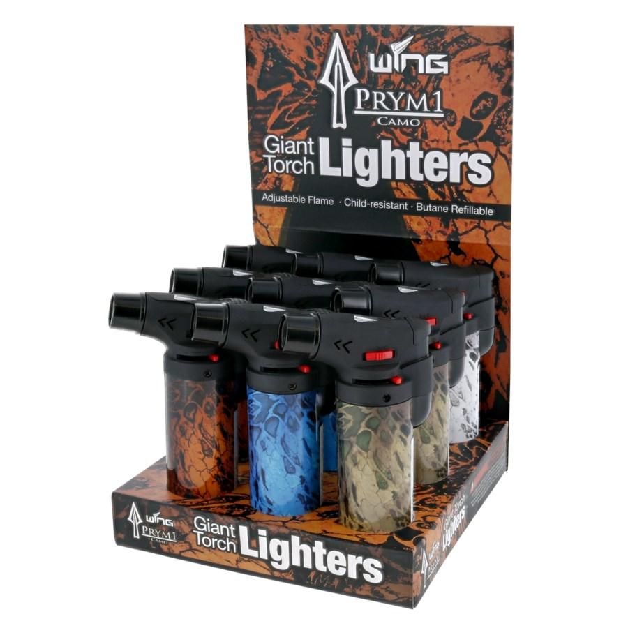 Prym1 Giant Torch Lighter Display (9/180)