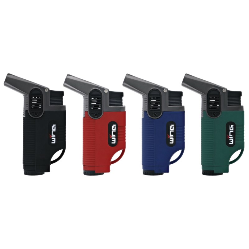 Get A Grip Crocodile Double Torch Lighter (9/180)