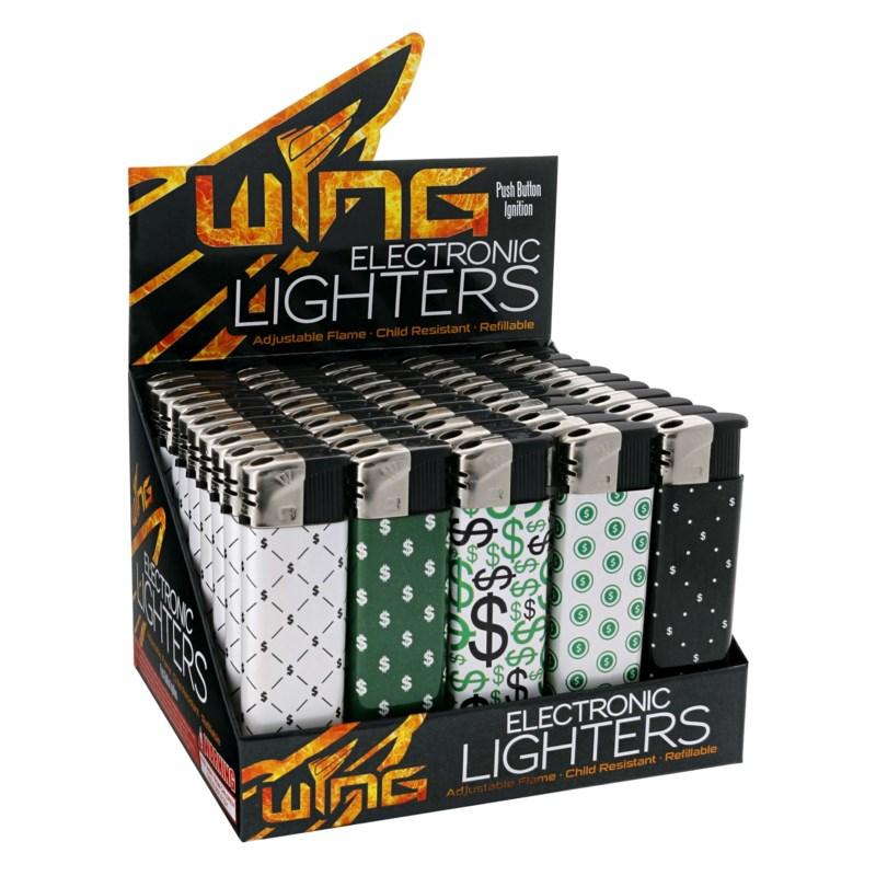 Money Sign Electronic Lighter (50/1000)