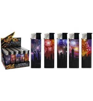 Fireworks Electronic Lighter (50/1000)