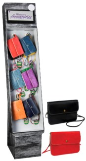 Crossbody Bags Shipper - 48pc