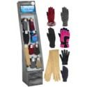 Women's Gloves Assortment Display - 54pcs