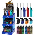 Lighter Tower - Utility/Torch/Electronic - 326pcs