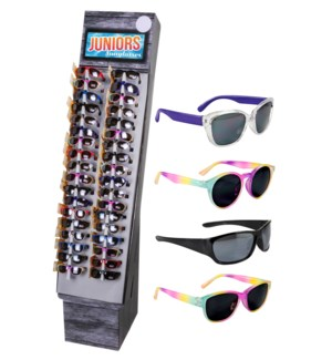Junior's Sunglasses Shipper - 60pcs