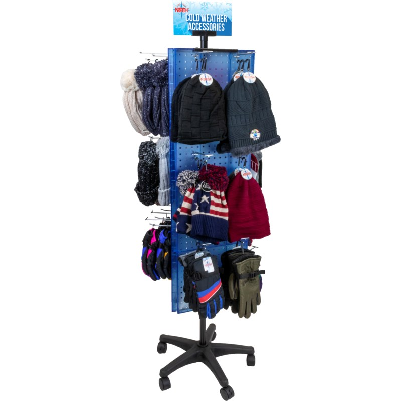 Winter Rack Display - 144pcs