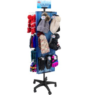Winter Rack Display - 150pcs