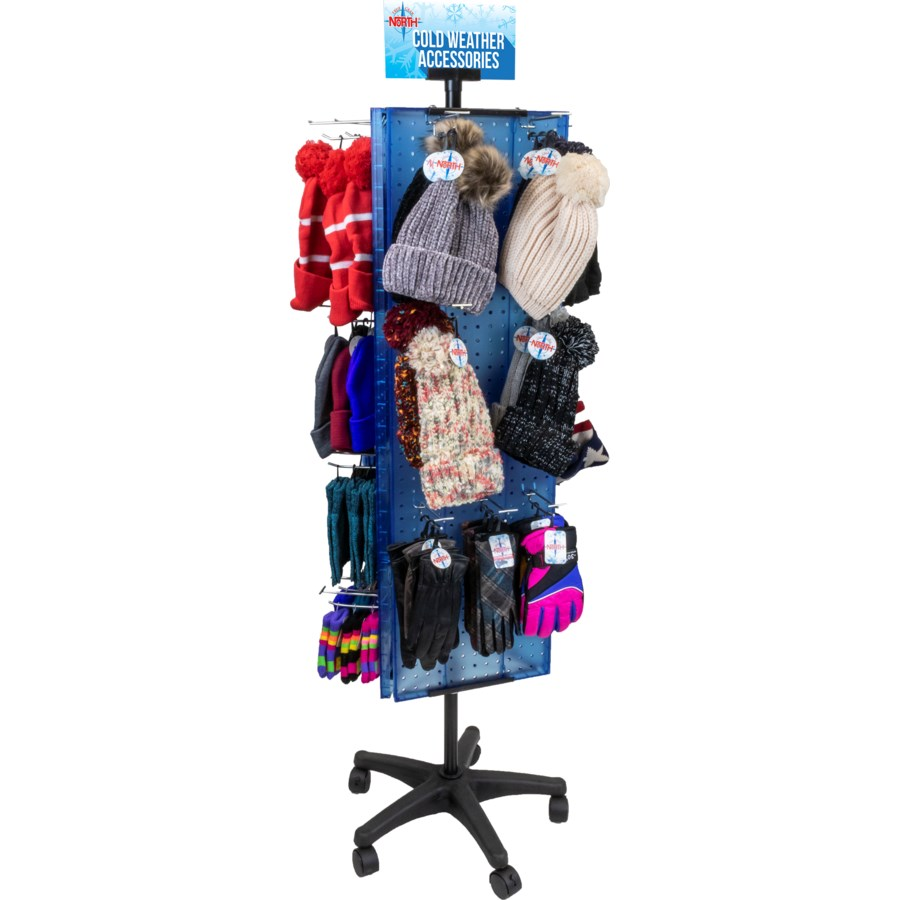 Winter Rack Display - 144pcs