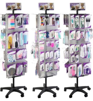Personal Care 3-Sided Floor Display - 150pcs