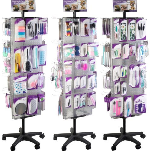 Personal Care 3-Sided Floor Display - 150 pcs