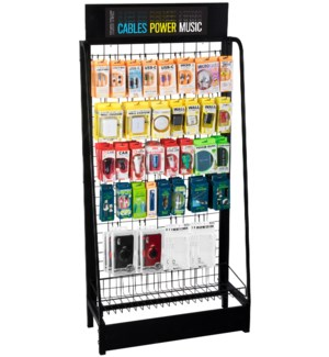 True Tech Endcap Display - 105pcs