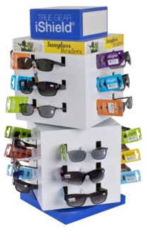Assorted Sunreaders on Counter Display - 72pcs