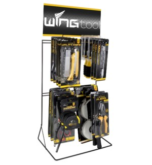 Wing Tool Counter Display - 48pcs