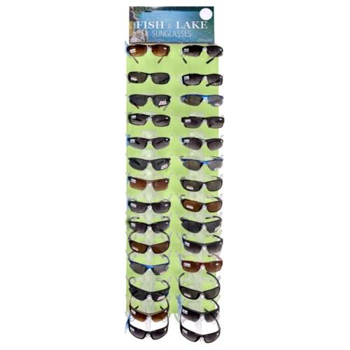 Fish & Lake Eyewear Panel - 42pcs
