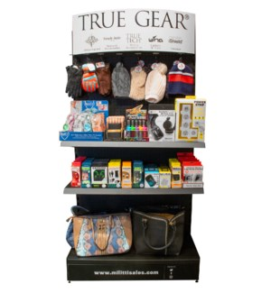 4th Quarter Gift Set Endcap - 222pcs