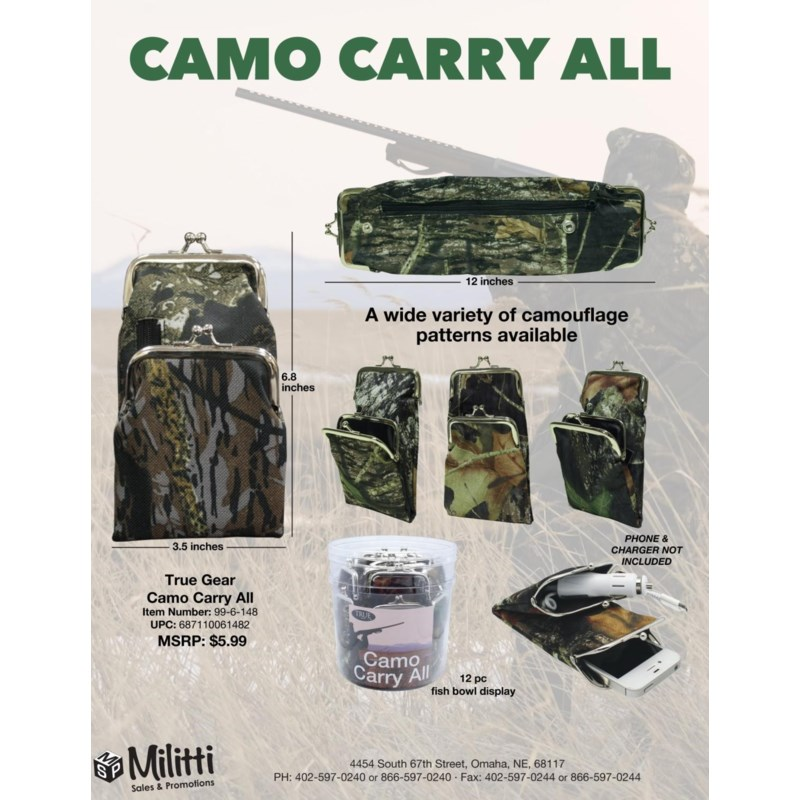 Camo Carry All