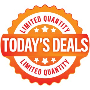 Today's Deals - Limited Qty