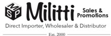 Militti Sales & Promotions, LLC logo